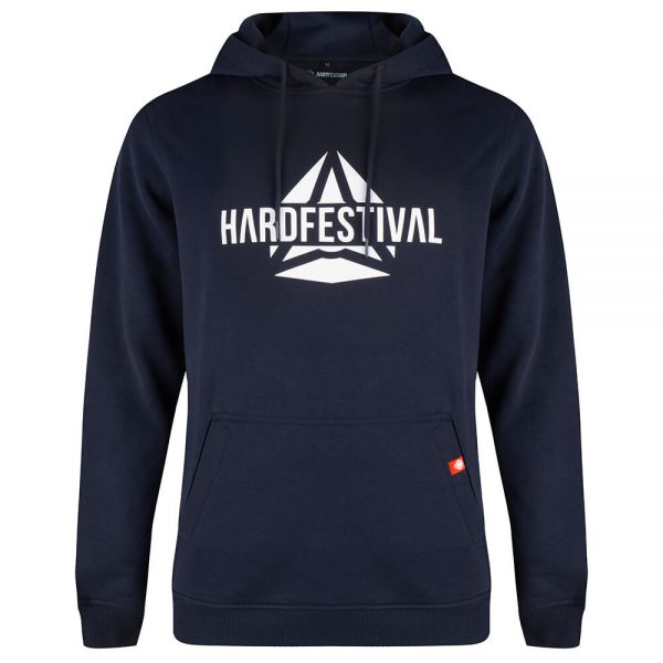 Barrier Navy Hood