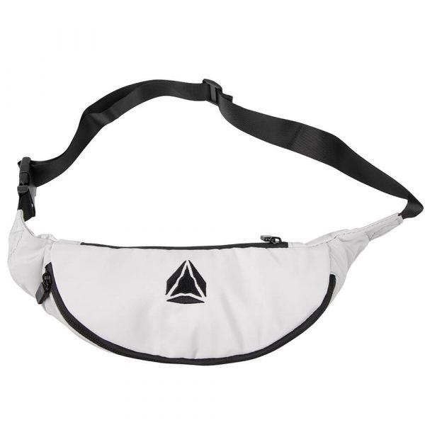 Silver Bum Bag