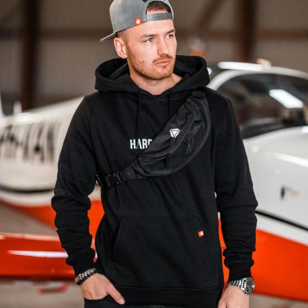 Aircraft Black Hood